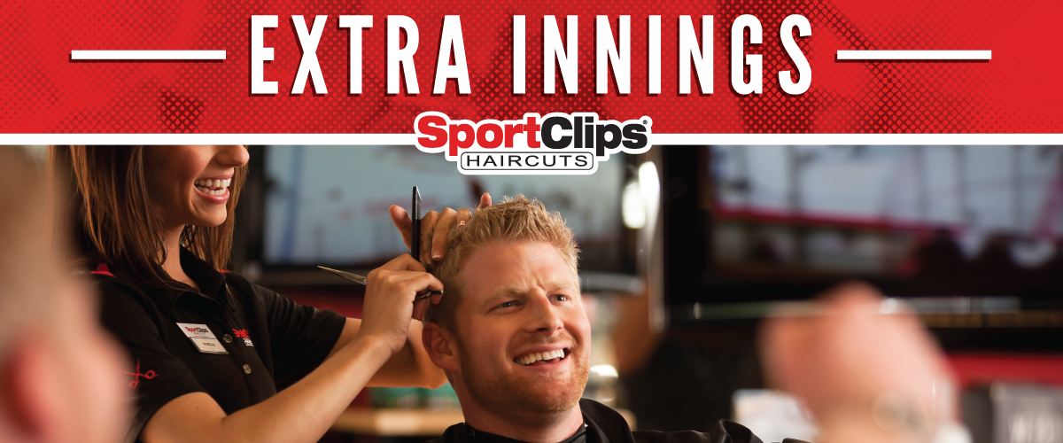 The Sport Clips Haircuts of Davie - Tower Shops Extra Innings Offerings