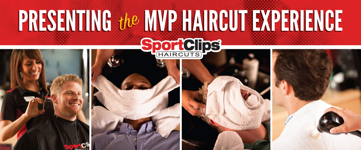 The Sport Clips Haircuts of Davie - Tower Shops MVP Haircut Experience